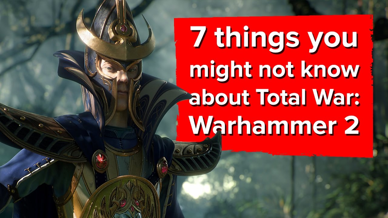 Total War: Warhammer 2 - Creative Assembly answers the big questions