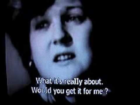 "brigid berlin holds court: ""Chelsea Girls"" (subtitled)"