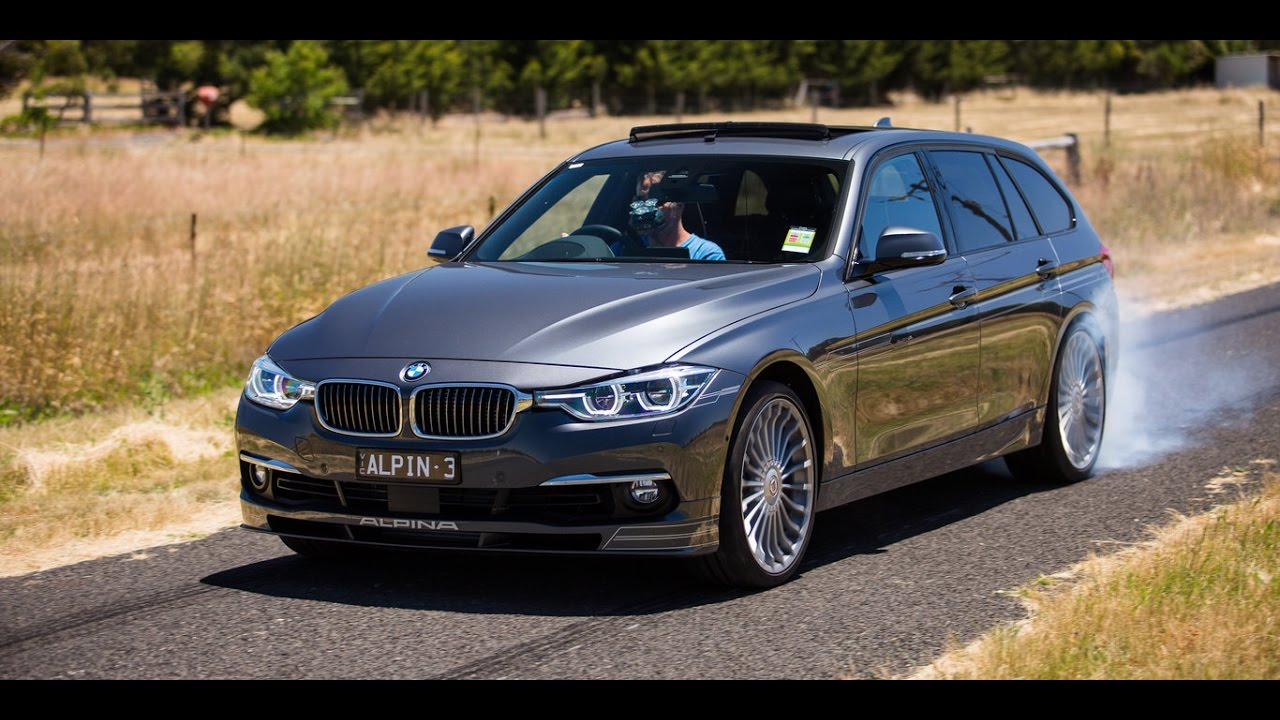 2017 - REVIEW - Alpina B3 Touring - YouTube