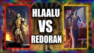 Skyrim - Hlaalu vs Redoran and the Morag Tong - Elder Scrolls Lore