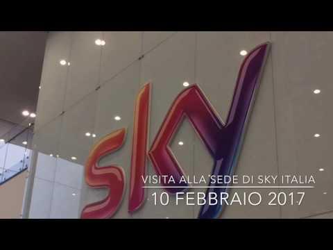 La mia visita a Sky Italia - 10 febbraio 2017