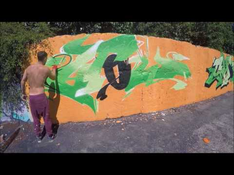 Graffiti - Ghost & Osek EA - Burners Episode 3