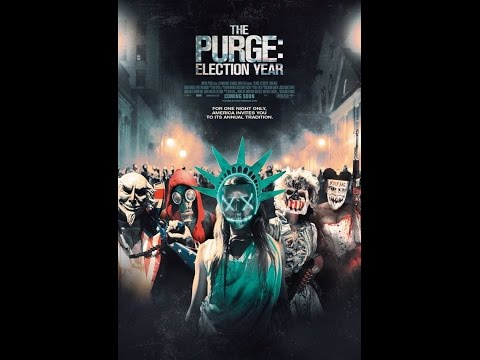 """""""The Purge: Election Year"""" movie review."""