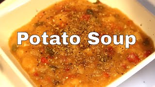Whip It Up Wednesday Crock Pot Potato Soup With Linda's Pantry