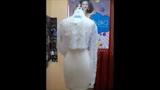 Alfred Angelo Bridal Jacket 1646LS