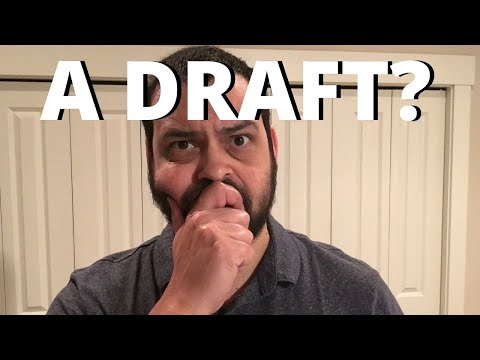 Is A Draft Going To Happen? Answering The Question Of A Draft Plus Tips If You Want To Enlist.