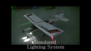 G.T.POWER airplane LED system.wmv