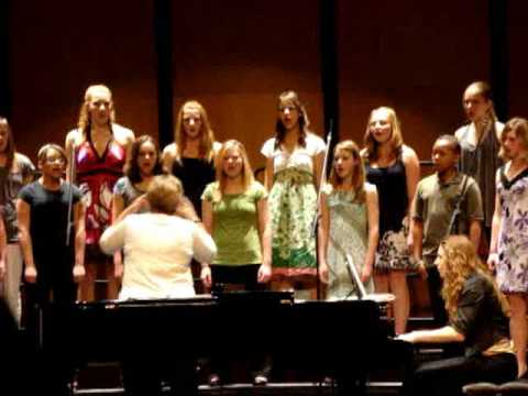 NBWMS 8th Grade Chorus - Skye Boat Song