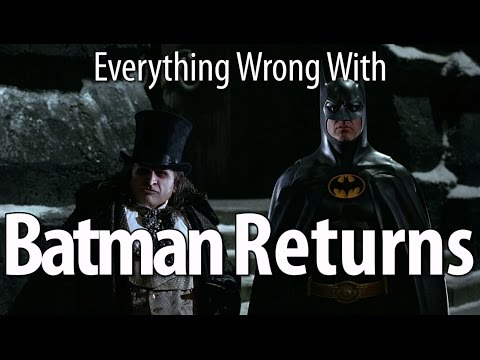 Everything Wrong With Batman Returns in 16 Minutes Or Less