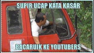 Download KASAR!! Supir Truk Ini Bacaruik Ke YouTubers Sitinjau Lauik