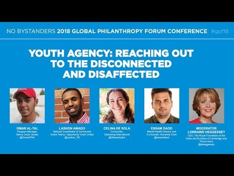 Youth Agency: Reaching out to the Disconnected and Disaffected