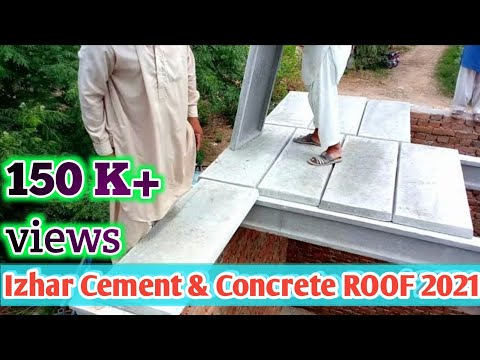 Izhar Chhat Waly 2020 | Izhar Concrete Cement Roof 2020 | Sufyan Fa