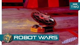 Concussion vs MR Speed Squared - Robot Wars 2017: Episode 3 - BBC Two