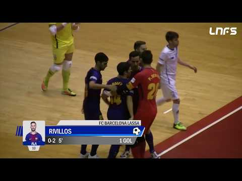 O Parrulo Ferrol   FC Barcelona Lassa Jornada 5