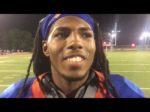 Landry-Walker 39, East Jefferson 14: Corione Harris scores four touchdowns in first half