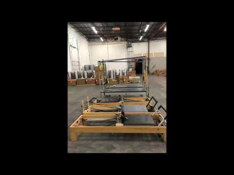 Used Pilates Studio Gym Package For Sale $19,999