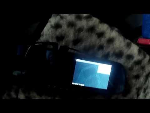 Зеркало-видеорегистратор с камерой заднего вида на Ланос.