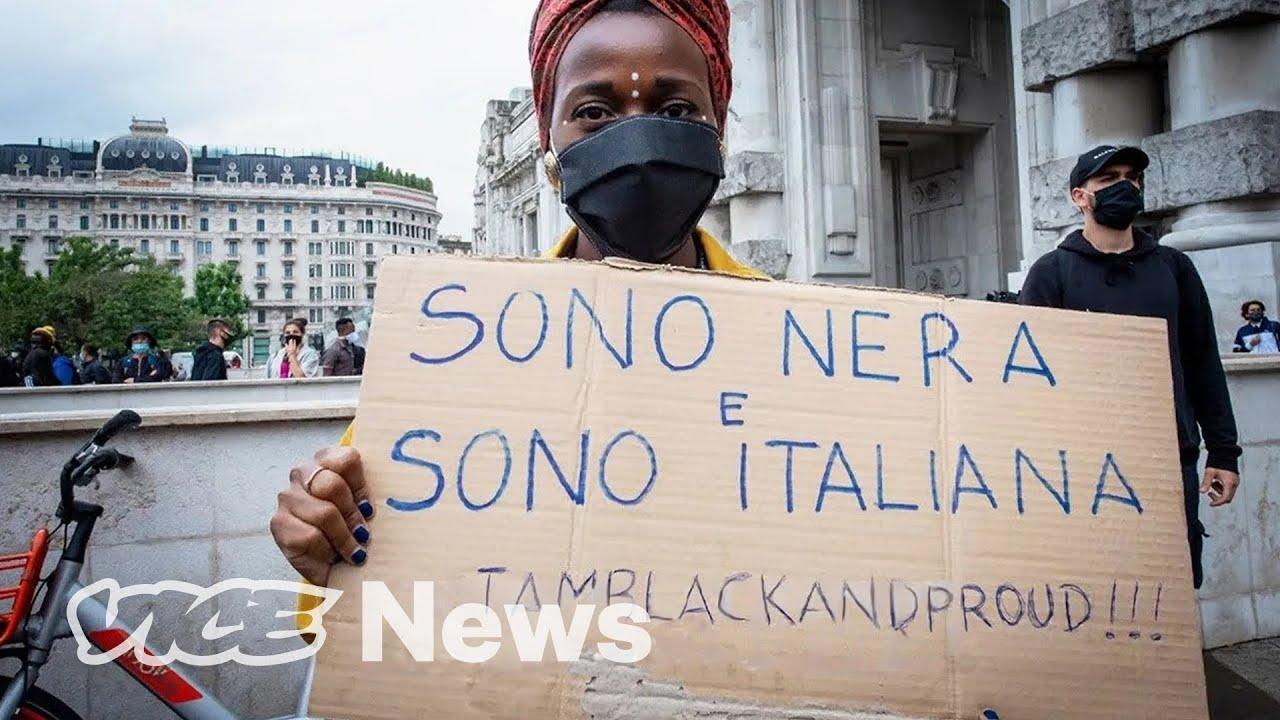 Black Lives Matter: A Global Reckoning: Italy