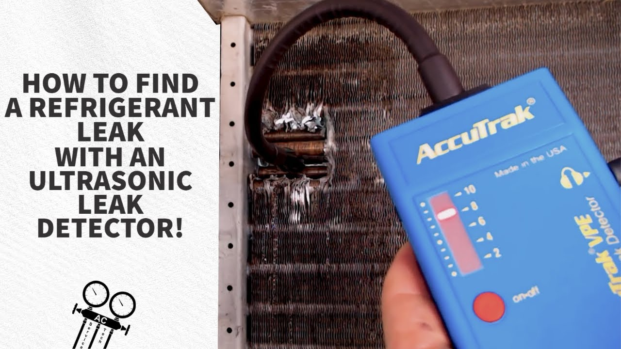 VPE Ultrasonic Leak Detector