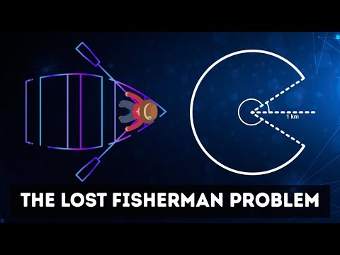 the-lost-fisherman-problem-|-what-is-the-most-efficient-way-back-to-shore?