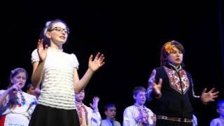 Жестова пісня «Молитва за Україну» Колектив  Подільської Спецшколи-інтернату №6