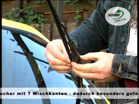 Der SECUVISION SECU-Scheibenwischer jetzt bei Danto.de