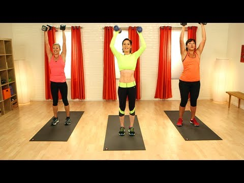 Metabolism Boosting Workout, Full Body Fitness, Class FitSugar