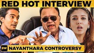 Nayanthara Superstar-னா என்ன பிரச்சனை Sir? Radha Ravi-யிடம் சரமாரி கேள்விகள் | MT