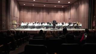 Knights of Destiny (Michael Sweeney) - Scripps MS 7th Grd Band