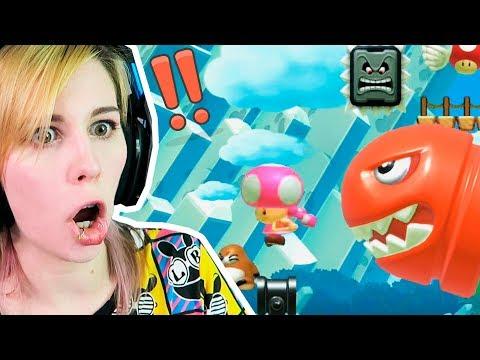 FAILS Y TROLLEOS | Super Mario Maker 2 Multijugador