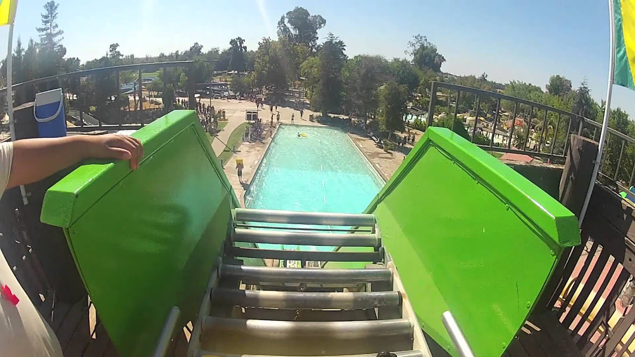 The Rampage Wild Water Adventure Park Clovis Ca Youtube