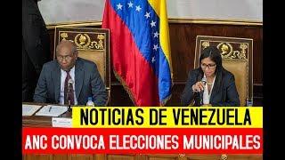 NOTICIAS DE VENEZUELA 27 DE OCTUBRE 2017  ANC CONVOCA ELECCION…