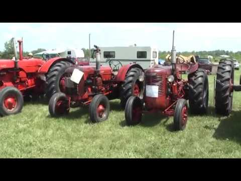 OLC - C. V. Antique Tractor Show  7-6-13