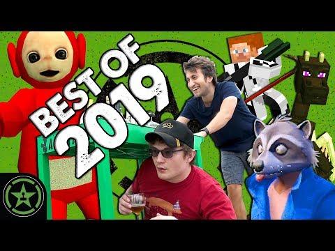 Best Of Achievement Hunter - 2019