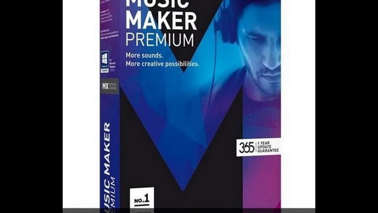 magix music maker 2017 cracked