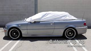 How to Install the California Pop Top Interior Cover for Cars