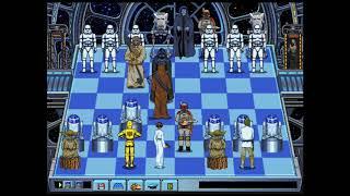 The Blockade Runner Plays Star Wars Chess (1993) - No Commentary