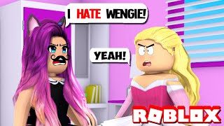 I Went UNDERCOVER As My Own HATER In Roblox Adopt Me!