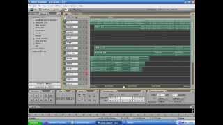Сведение трека в   Adobe Audition 3.0. Урок 2