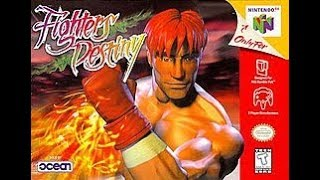 Fighters Destiny  for the Nintendo 64