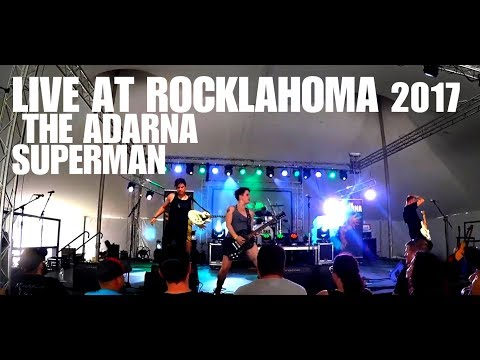 051 - The Adarna LIVE at Rocklahoma 2017 - Superman