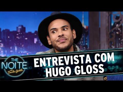 The Noite (03/06/16) - Entrevista com Hugo Gloss