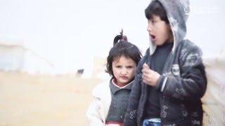 الجوع يأكل الأطفال والنساء في مضايا