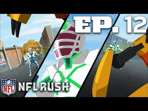 Ep. 12: Mystery Solved (2012 - Full Show) | NFL Rush Zone: Season of the Guardians