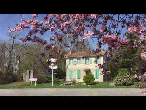 Arthur Rimbaud's Home in Roche, France
