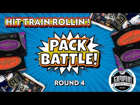 Random Hobby Pack Battle EP. 4 - HIT TRAIN ROLLIN\'!