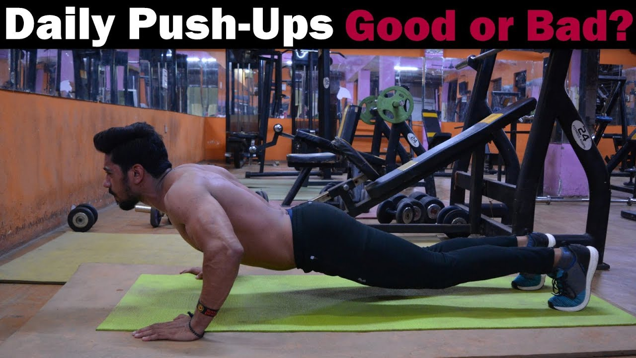 What Happen If You Do Push-Ups Every Day