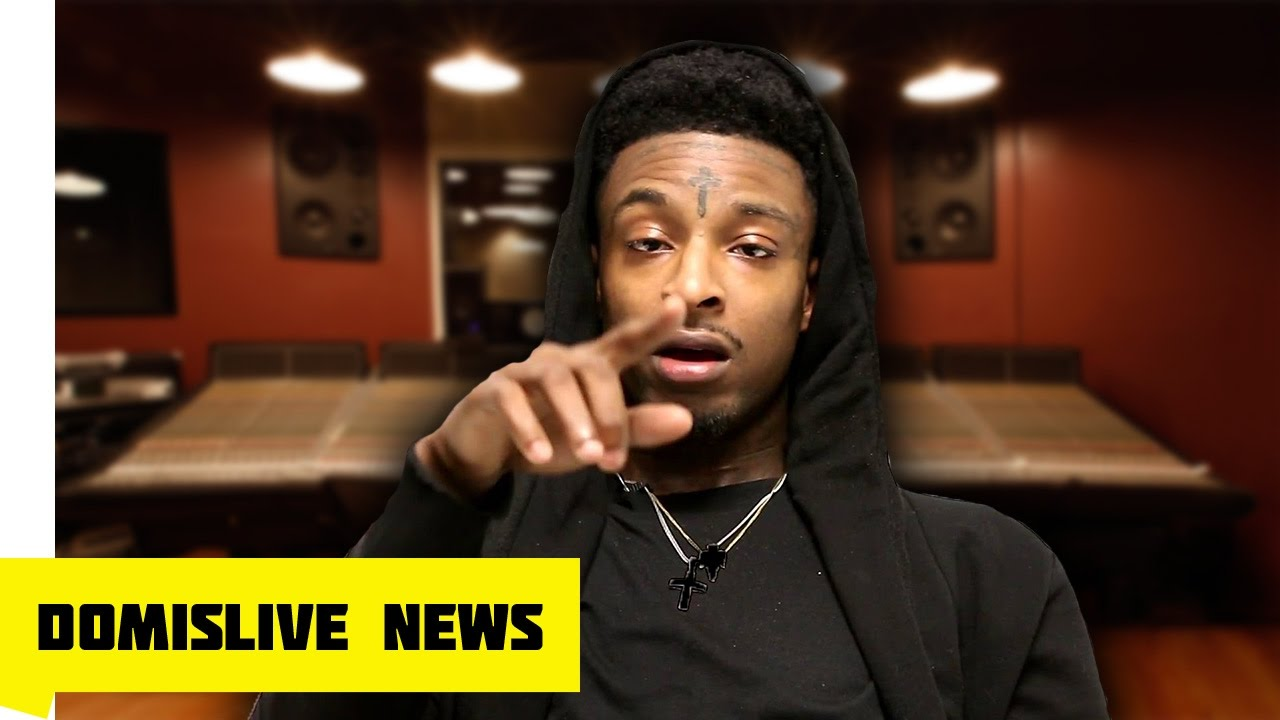 21 Savage GOES at Lil Yachty & Soulja Boy 'They Aren't GANGSTERS ...