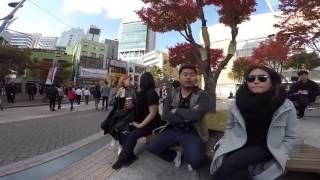 Seoul Korea Travel November 2015   Gopro Hero 4 Silver
