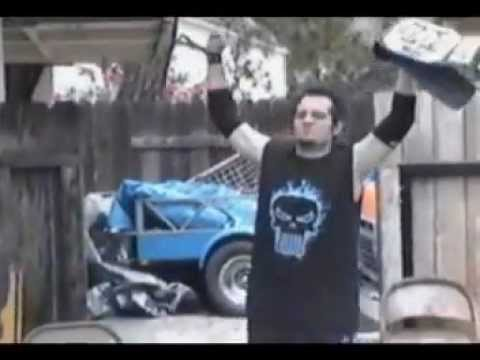 Horrible Backyard Wrestling - 45